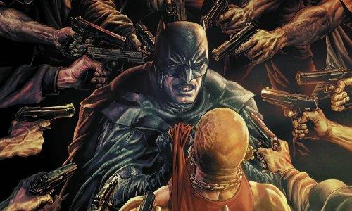 «Канобу» разыгрывает 4 комикса повселенной Бэтмена