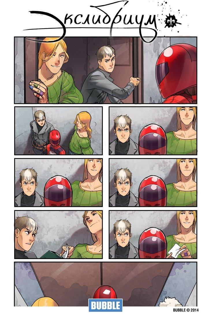Bubble: «Страна должна знать своих супергероев!»   Канобу - Изображение 6