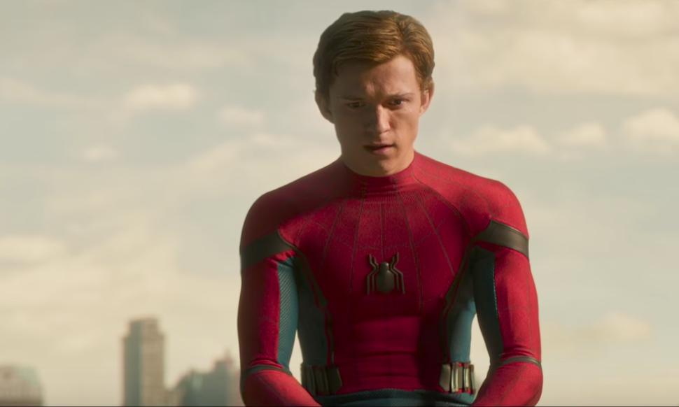 Грустный изадумчивый Питер Паркер нановом видео сосъемок «Человека-паука: Далеко отдома» | Канобу - Изображение 6434