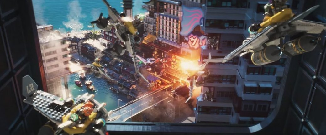 Рецензия на «Лего Ниндзяго Фильм». - Изображение 4