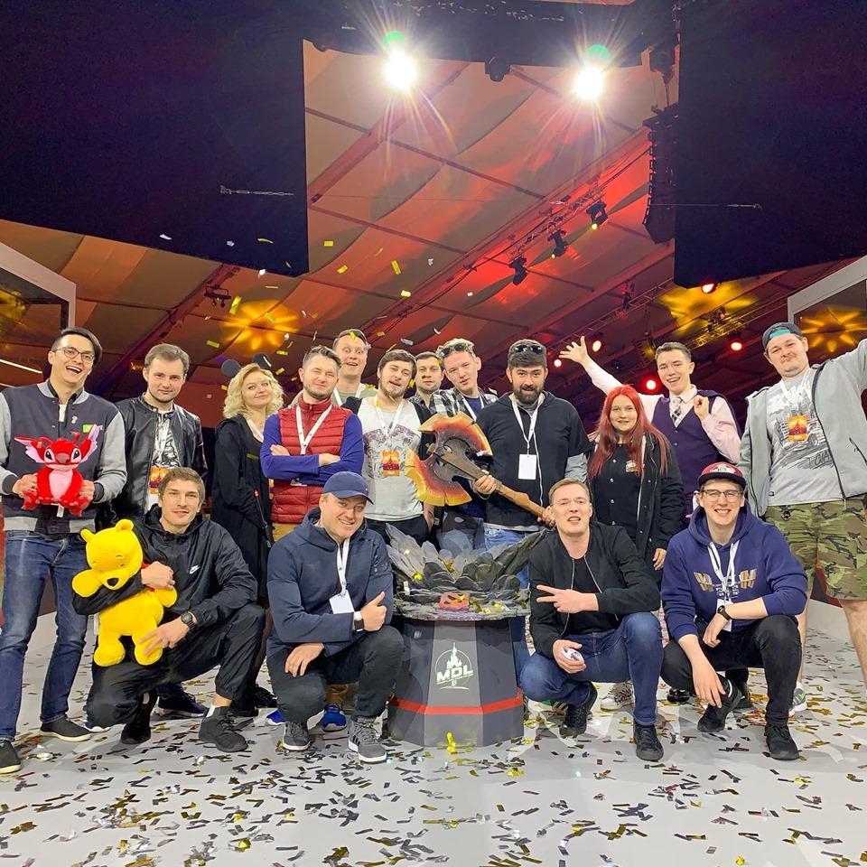 Антон Олейник: «У парней в RuHub есть максимум два-три дня отдыха в промежутке между турнирами»