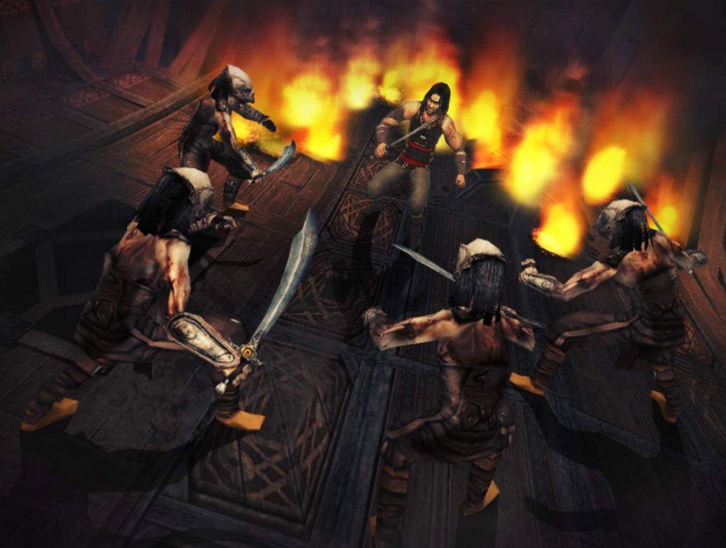 А помните Prince of Persia: Warrior Within? Сегодня — лучшее время для новой части Prince of Persia | Канобу - Изображение 1