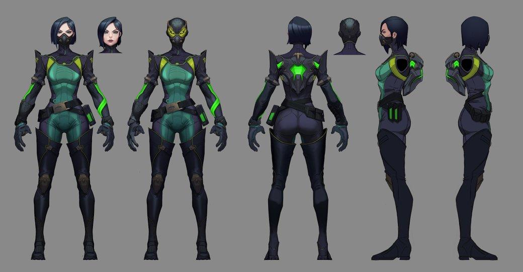 Персонажи и способности в Valorant | Канобу - Изображение 377