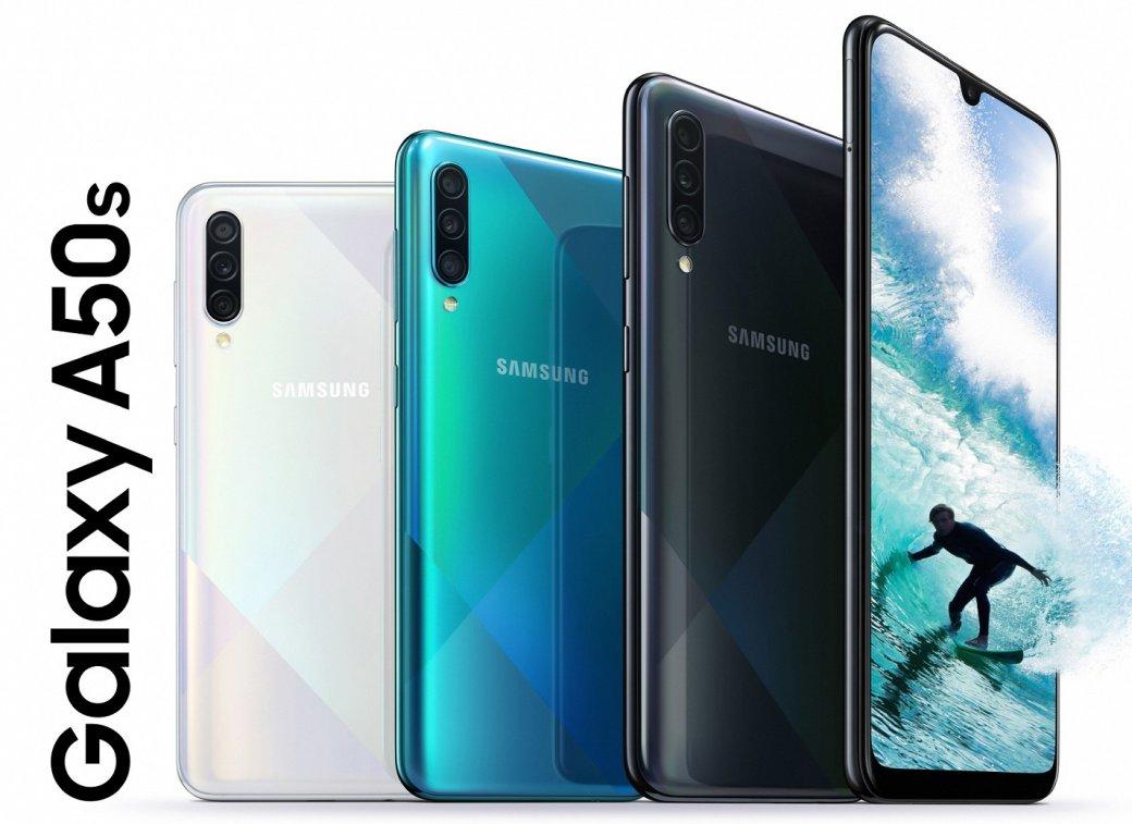 Представлены Samsung Galaxy A30s иA50s: новые хиты собновленными камерами идисплеем [Обновлено] | Канобу - Изображение 80