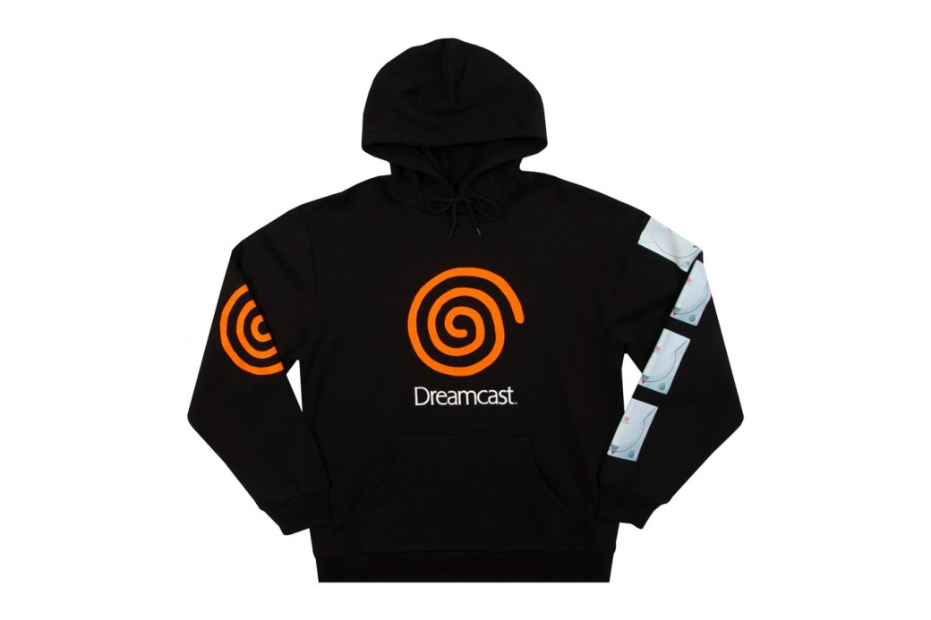 Бренд Dumbgood выпустил коллекцию одежды, посвященную SEGA Dreamcast