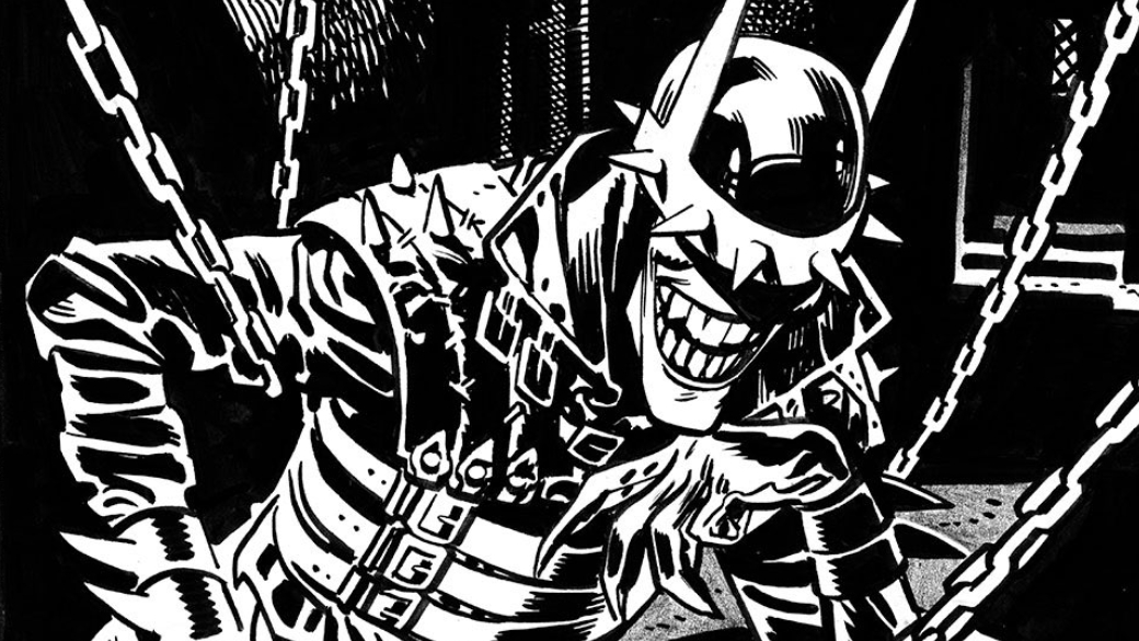 Inktober 2018: Бэтмен, Семейка Аддамс, герои хорроров ислэшеров   Канобу