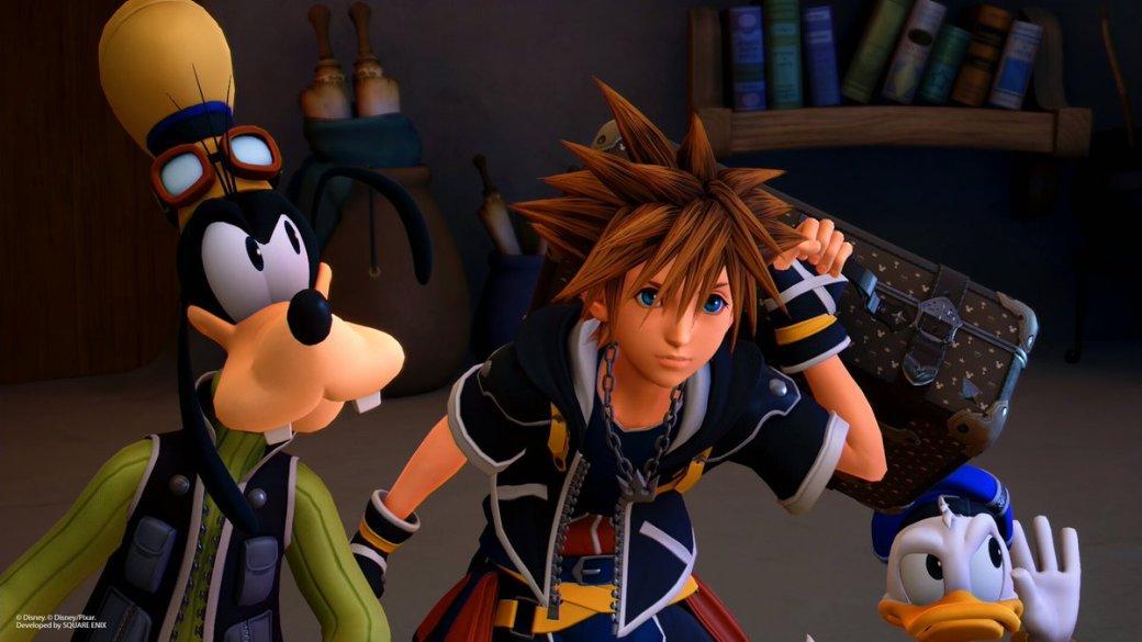 Полный спойлеров трейлер Kingdom Hearts III предвещает финальную битву света итьмы   Канобу - Изображение 2344