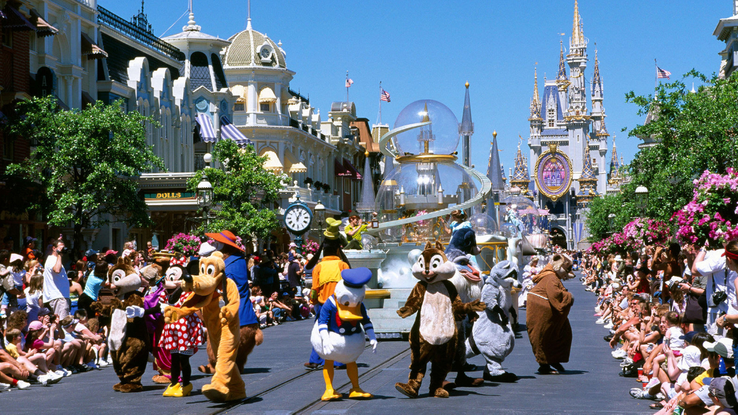 Похоже, скоро в парках развлечений Disney аниматроники начнут крутить «сальтухи»   Канобу - Изображение 13272