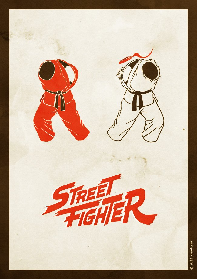 Минимализм: Half-Life, Tekken, DMC, Dead Space, Duke Nukem Forever, Street Fighter | Канобу - Изображение 7877
