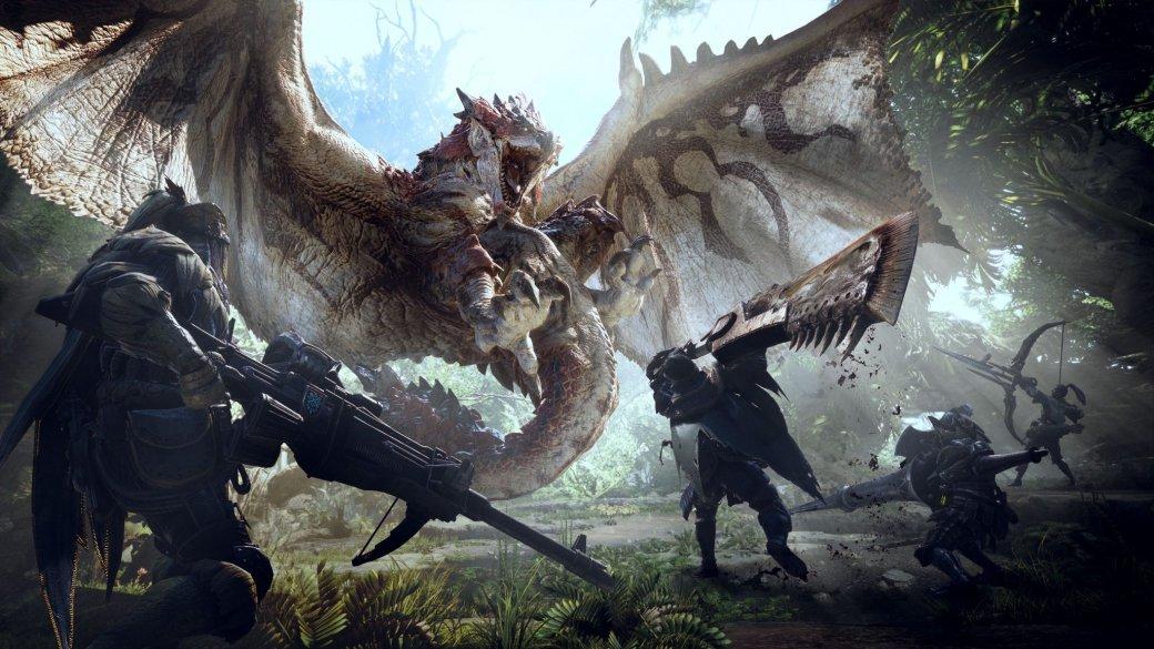Рецензия на Monster Hunter World. Обзор игры - Изображение 7