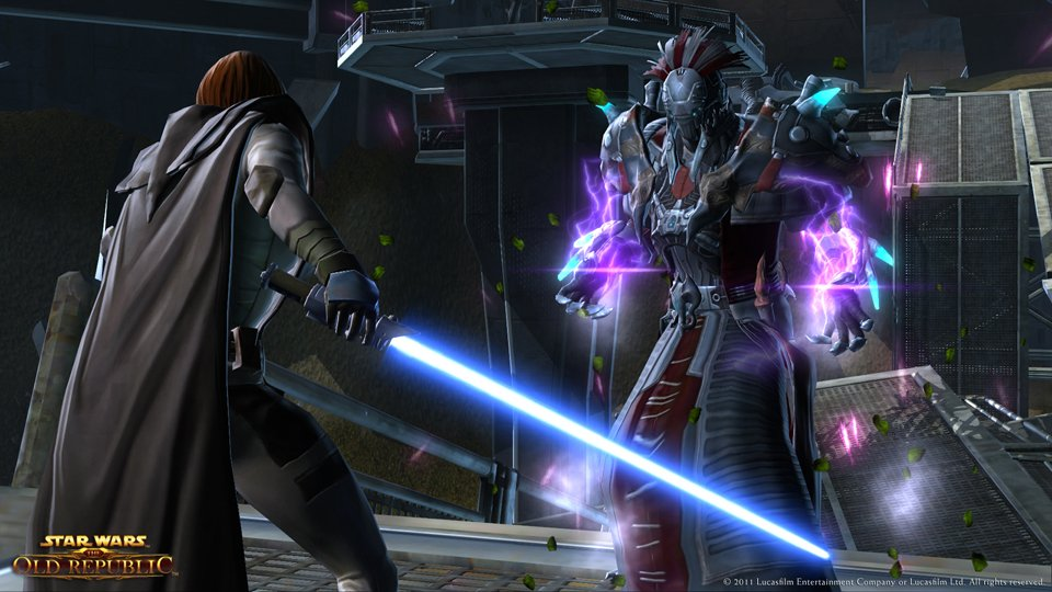 МНЕНИЕ: Star Wars: The Old Republic | Канобу - Изображение 1