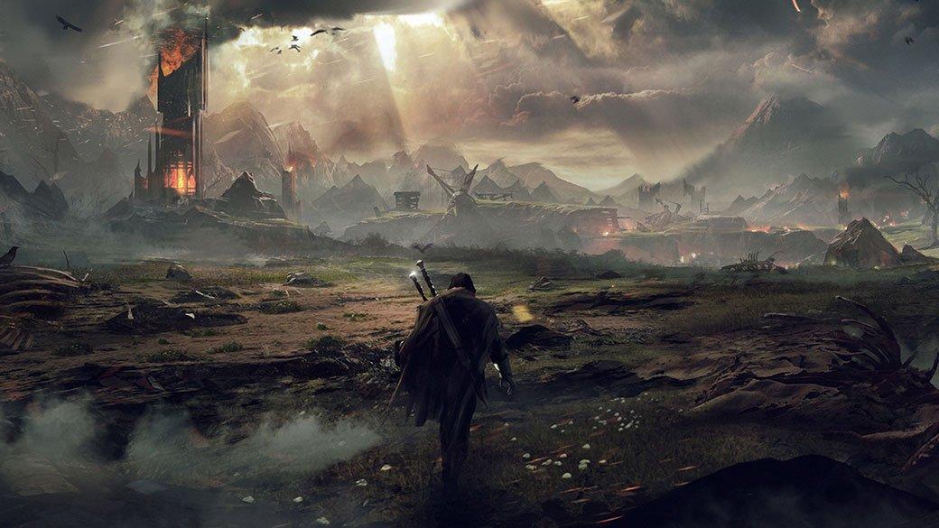 Западная пресса влюбилась в Middle-earth: Shadow of Mordor   Канобу