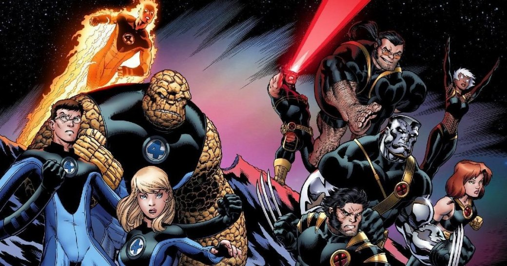 СМИ: Fox планировала снять свою «Гражданскую войну»— сЛюдьми Икс иФантастической Четверкой | Канобу - Изображение 1