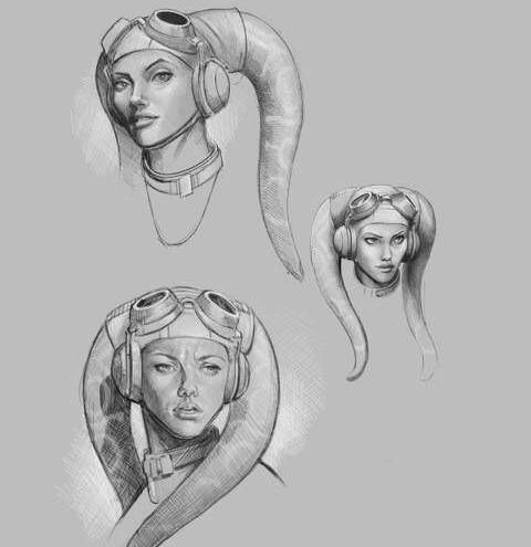 Нетолько Лея! 5 главных женских персонажей нового канона «Звездных Войн». - Изображение 15