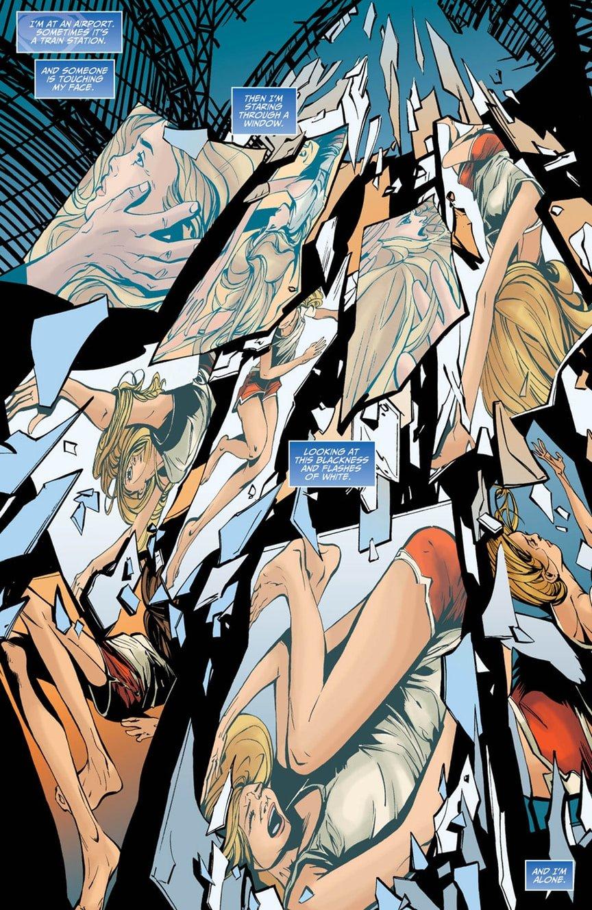 В новом комиксе Супердевушке изменили историю происхождения | Канобу - Изображение 8441
