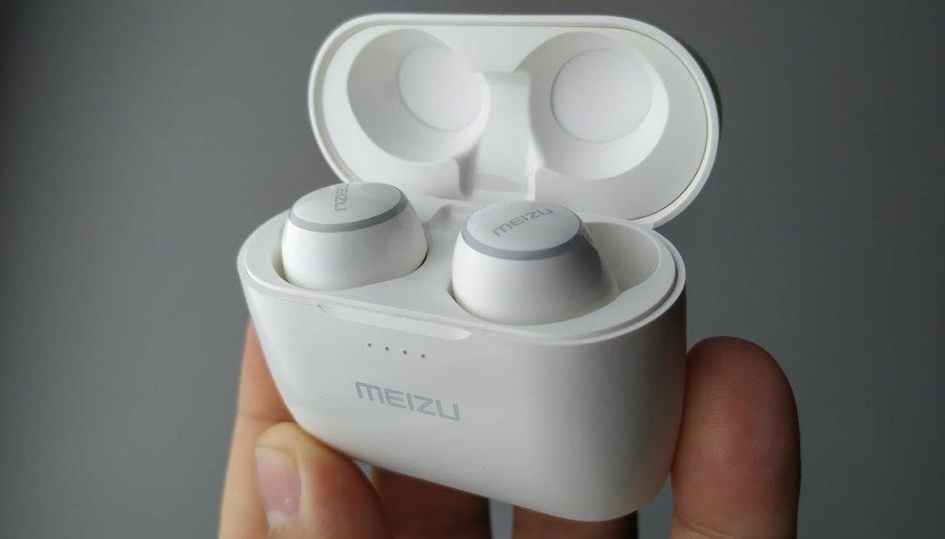 Вчетыре раза дешевле AirPods 2: Meizu представила беспроводные наушники POP2 | Канобу - Изображение 1