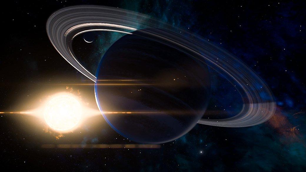 Потрясающий космос Mass Effect: Andromeda   Канобу - Изображение 9905