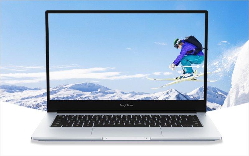 Бюджетный ноутбук Honor MagicBook 14 SE работает на базе AMD Ryzen