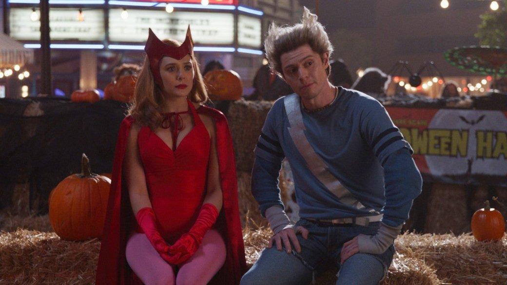 «ВандаВижн»: режиссер высказался отеории, что Эван Питерс играет Ртуть изфильма «Люди-Икс»