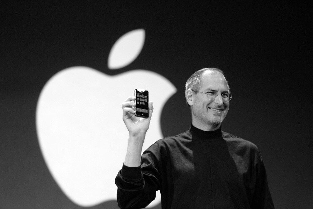 10 лет санонса iPhone 2G. Каким был первый смартфон Apple?   Канобу