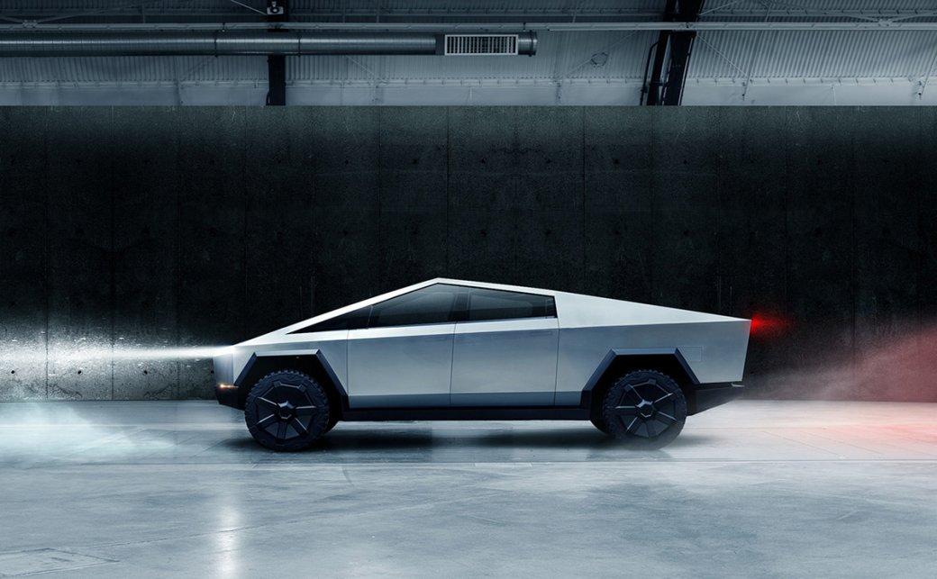 Илон Маск заявил, что дизайн грузовика CyberTruck получит обновление | Канобу - Изображение 6939