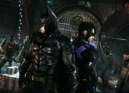 Слух: создатели Batman: Arkham Knight работают над next-gen игрой про Лигу справедливости