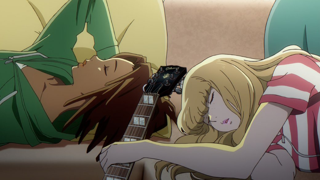 Впечатления от«Кэрол иТьюсдэй». Это будущая классика аниме! | Канобу - Изображение 1