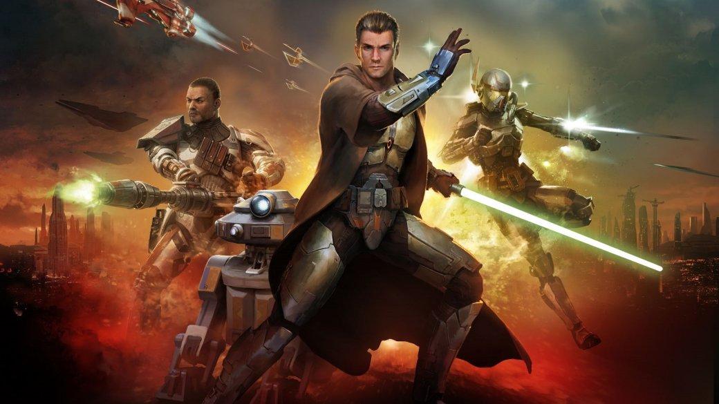 СМИ: сценарий первого фильма по мотивам Knights of the Old Republic почти готов | Канобу - Изображение 4533