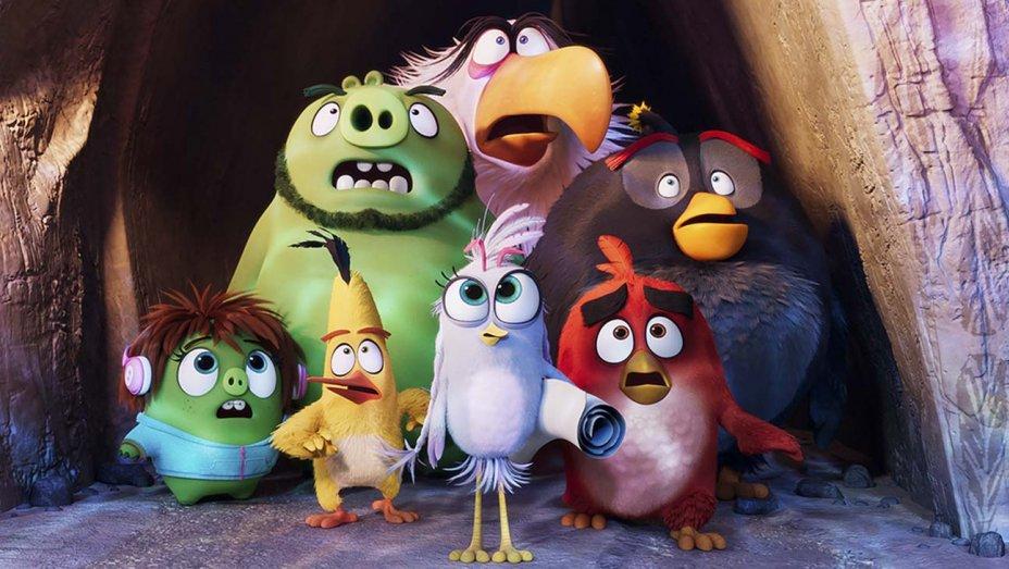 Рецензия на Angry Birds 2. Отличная детская экранизация мобильной игры! | Канобу - Изображение 3