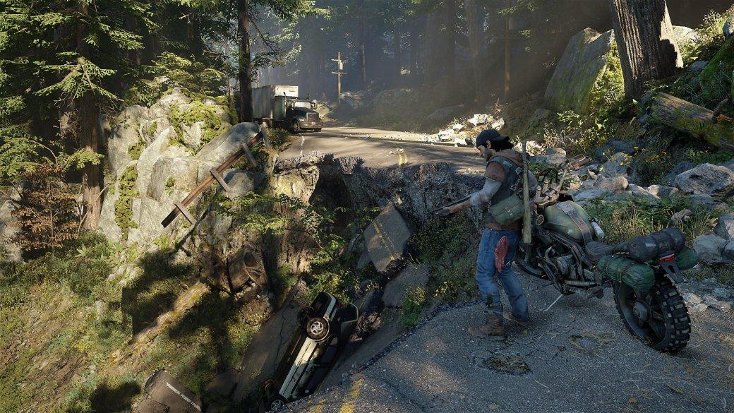 Улучшаемый мотоцикл, миссии-флешбэки и другие подробности Days Gone. - Изображение 1