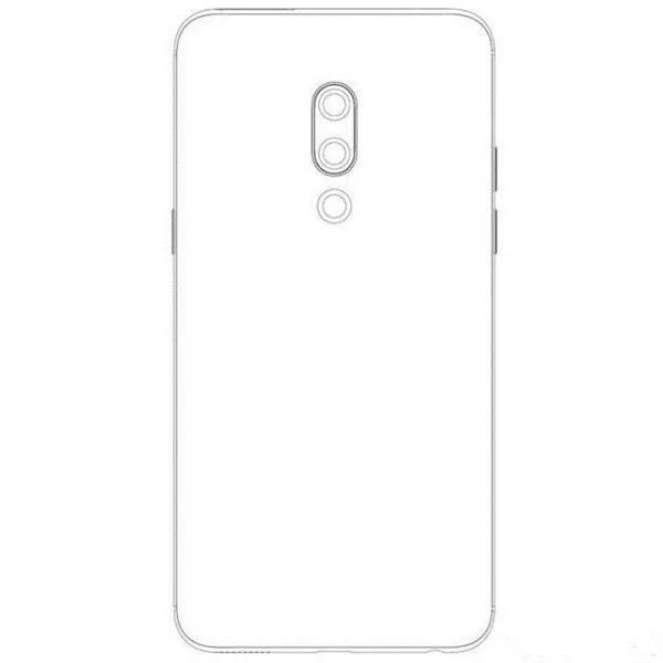 ВСеть утек рендер смартфона Meizu 15 Plus сбезрамочным дизайном. - Изображение 2