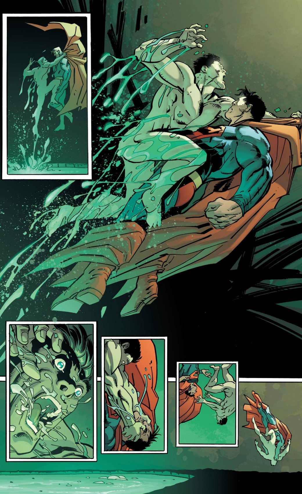 The Dark Knight: что нетак скомиксами Фрэнка Миллера про Бэтмена? | Канобу - Изображение 20