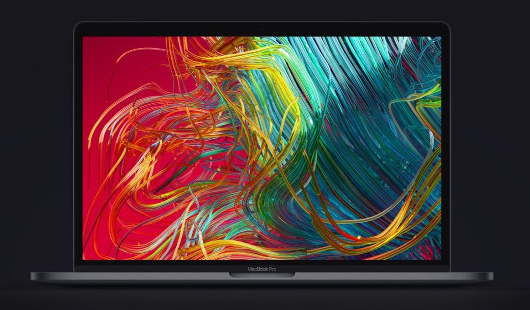 Apple обновила ноутбуки MacBook Pro: новая клавиатура итоповые восьмиядерные процессоры | SE7EN.ws - Изображение 1