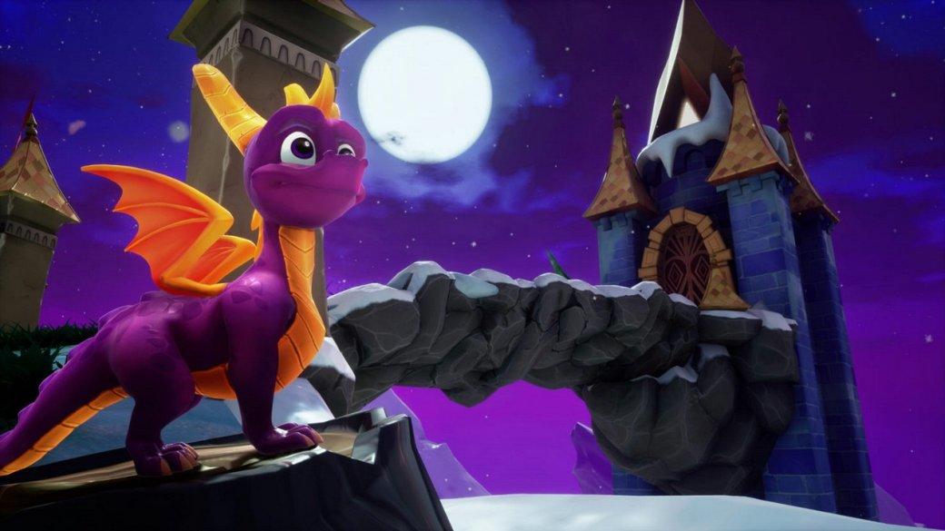 В релизном трейлере Spyro Reignited Trilogy показали друзей и врагов пурпурного дракончика | Канобу - Изображение 5698