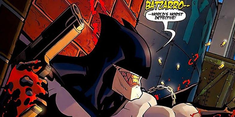 15 самых безумных версий Бэтмена    Канобу - Изображение 2087