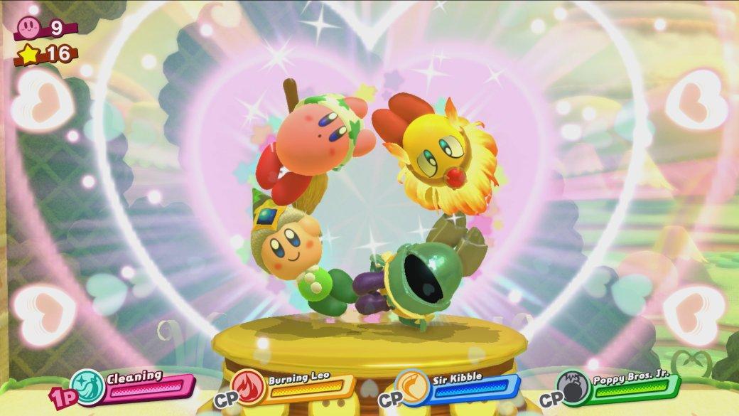 Рецензия на Kirby Star Allies. Обзор игры - Изображение 3