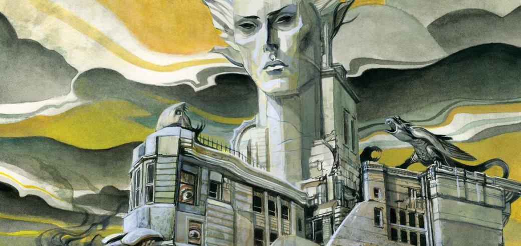 «Классика Vertigo»: «Песочный человек»— мистический мир снов отлегендарного Нила Геймана | Канобу - Изображение 5