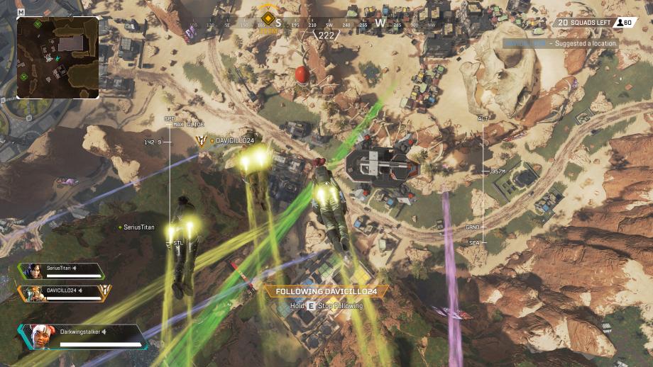 Сравнение Apex Legends с PUBG, Fortnite Battle Royale и CoD: Black Ops 4 Blackout   Канобу - Изображение 4579