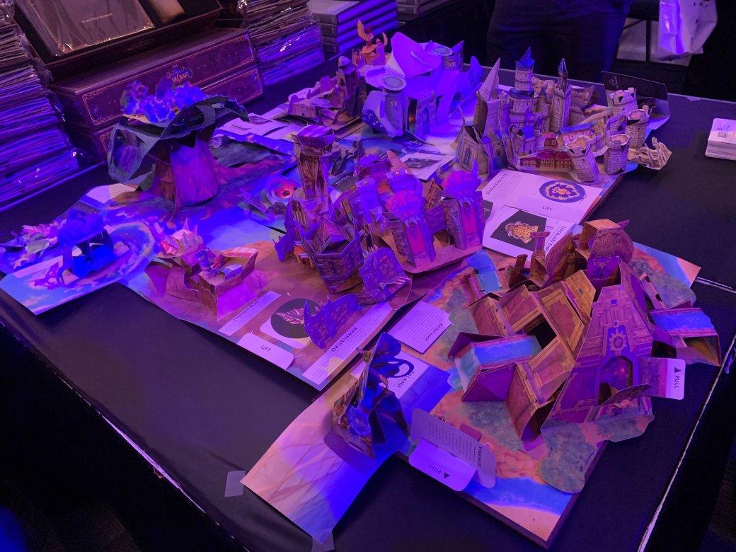 На BlizzCon в этом году развернулась настоящая Ярмарка Новолуния из World of Warcraft | Канобу - Изображение 12308