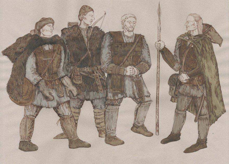 Эскизы костюмов для «Викинга» навевают ужас | Канобу - Изображение 2084