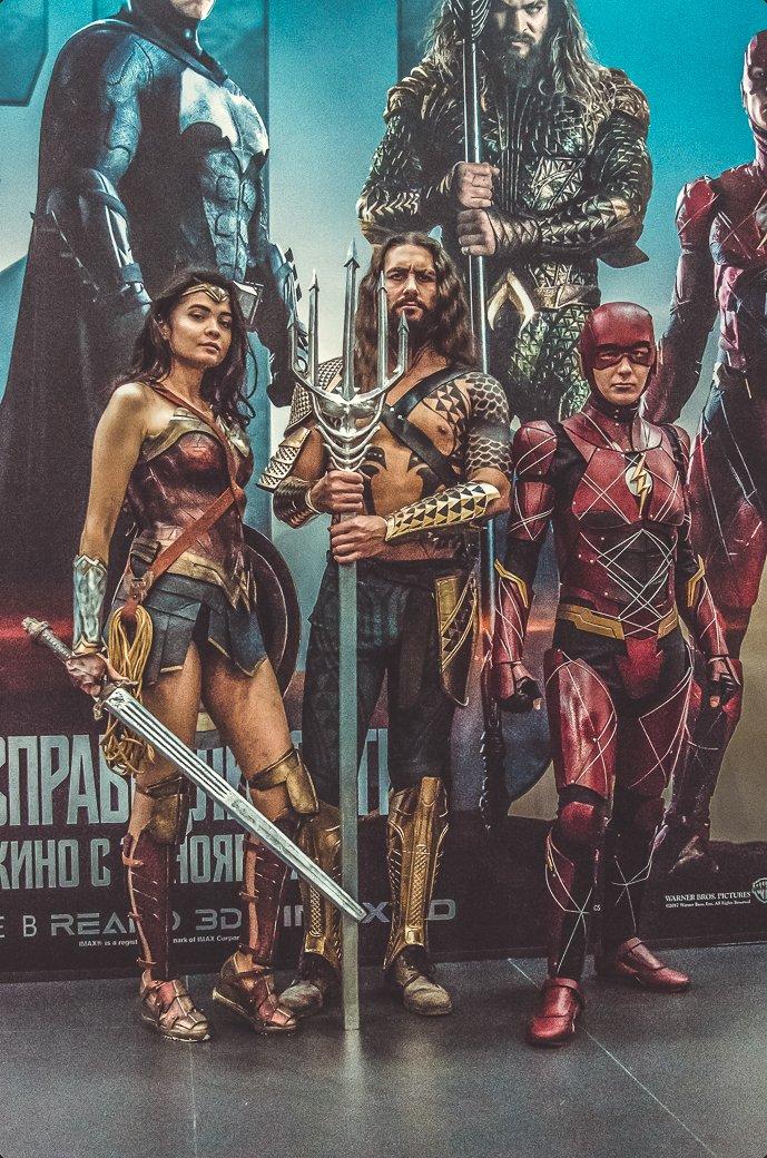 ФОТО. Косплей на«ИгроМире 2017» иComic Con Russia 2017. - Изображение 48