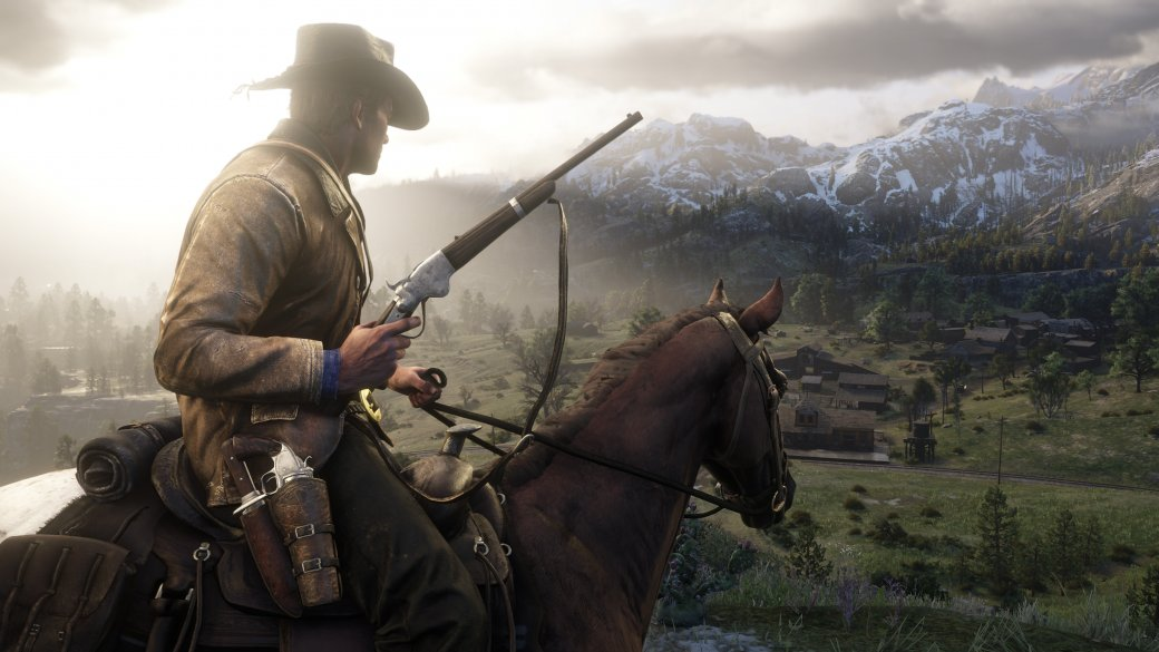 Рецензия на Red Dead Redemption 2 | Канобу - Изображение 1