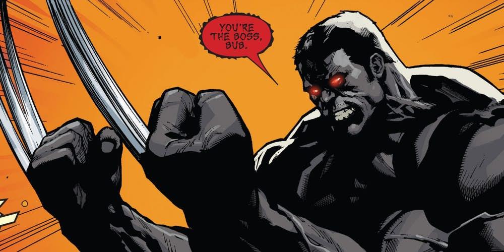 Во вселенной Marvel появится гибрид Халка и Росомахи?   Канобу - Изображение 1857