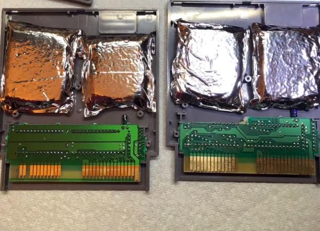 Коллекционер видеоигр нашел наркотики встарых картриджах NES. - Изображение 1