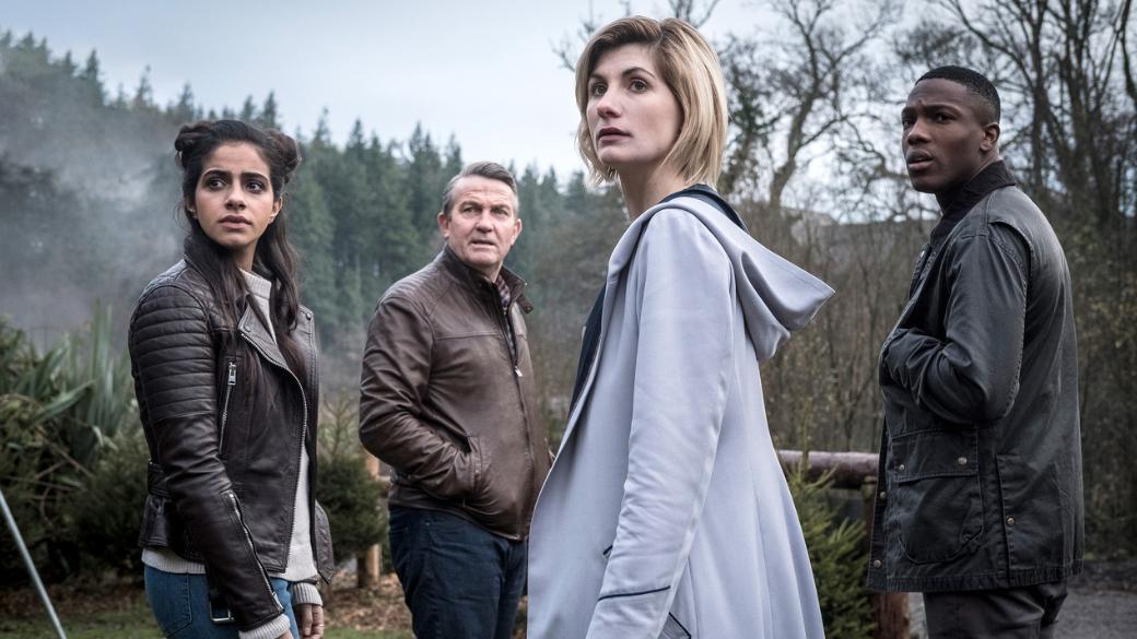 Впечатления от 1 серии 11 сезона «Доктора Кто»   Канобу