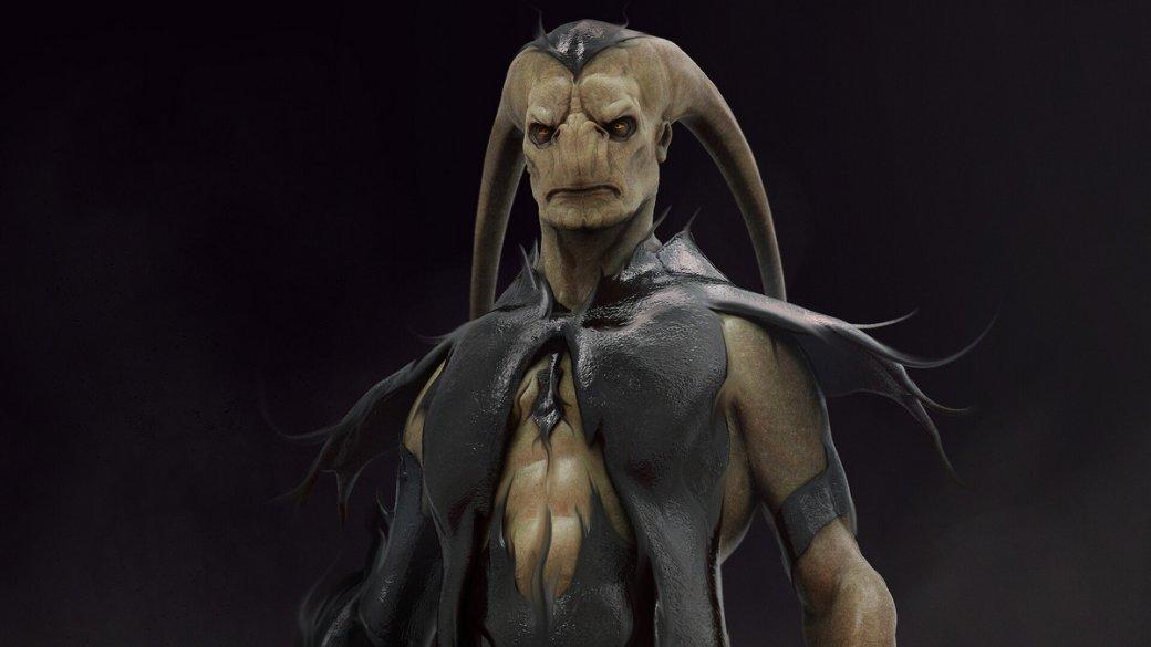 Как противник Тора Горр, Убийца богов, могбы выглядеть вMCU | Канобу - Изображение 1