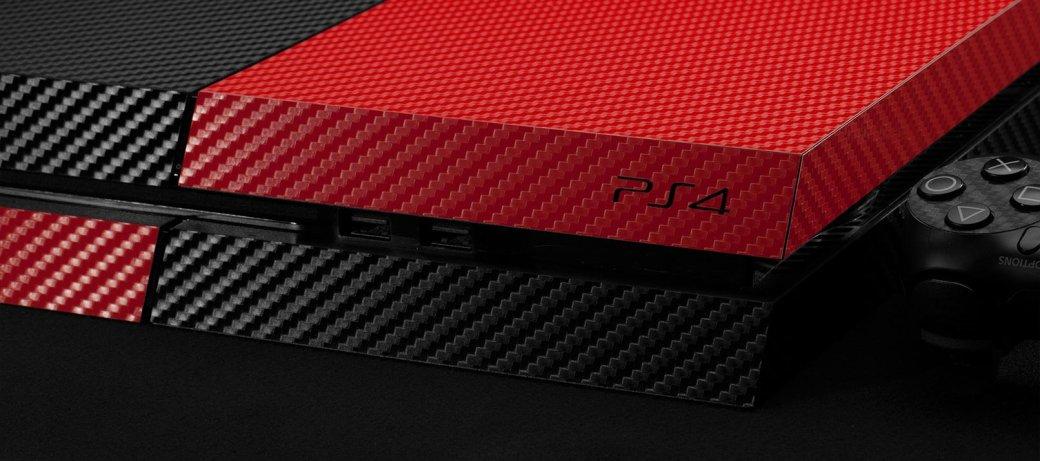 Кастомные PS4, Xbox One, Nintendo Switch: способы, фото дизайнерских консолей и геймпадов | Канобу - Изображение 8764