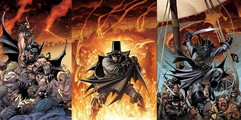 15 самых безумных версий Бэтмена    Канобу - Изображение 2086