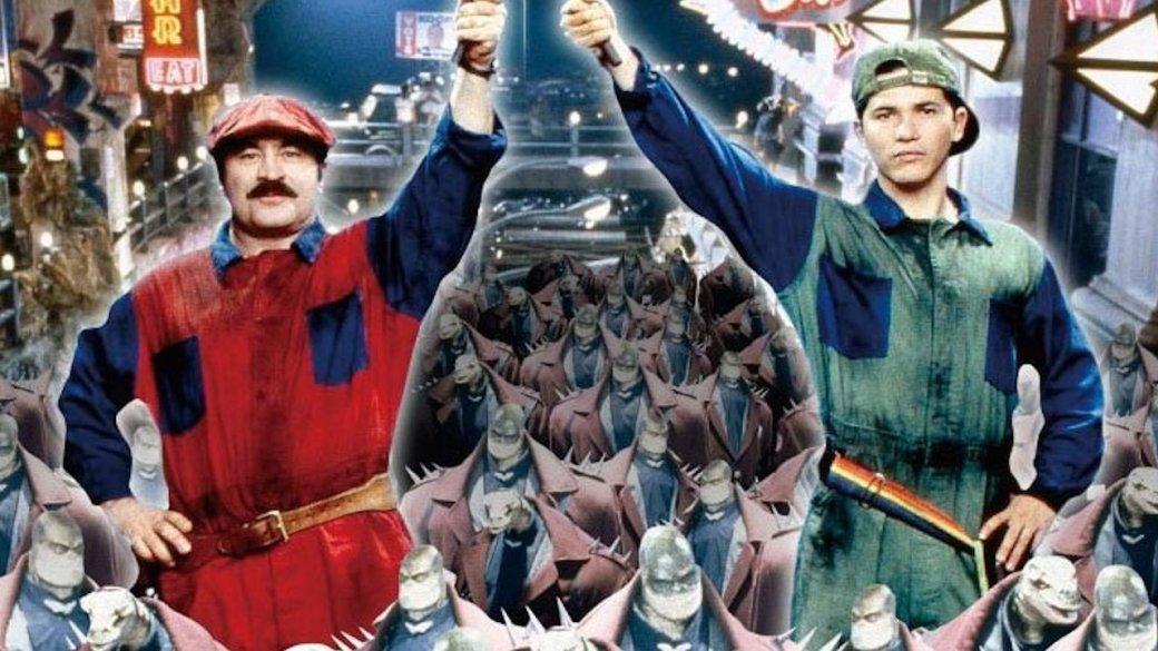 Режиссер экранизации Super Mario Bros. вспоминает трудные съемки | Канобу - Изображение 2022