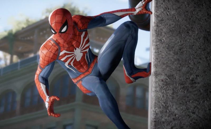 Ощутите, как круто рассекать над Нью-Йорком напаутине, вновом геймплейном видео Spider-Man для PS4. - Изображение 1